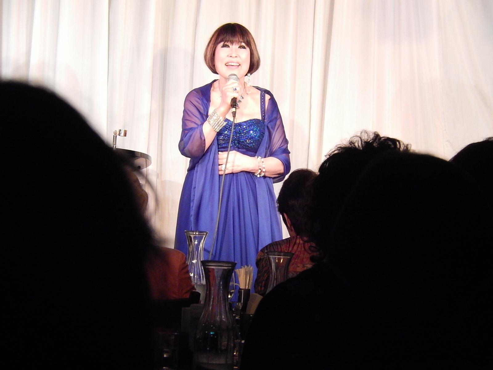 田嶋陽子コンサート、ありがとう...